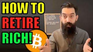 Build Generational Wealth | Secret Retirement Account Tricks (IRA vs Roth IRA) | 10x Your Bitcoin