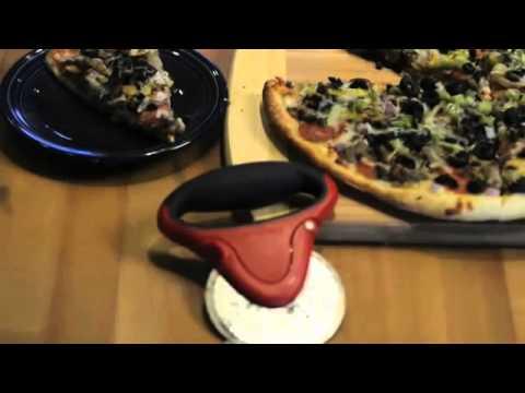 Microplane Easy Prep Pizza Cutter