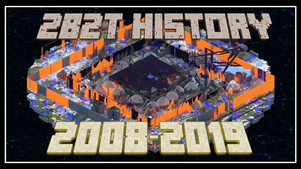 Download 2b2t's History - 2008-2019