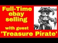 Tat Chat #73 with Heather AKA 'Treasure Pirate' - Reselling on ebay UK