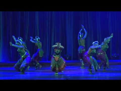 Apsara Dance Company from Singapore performed at Christ University