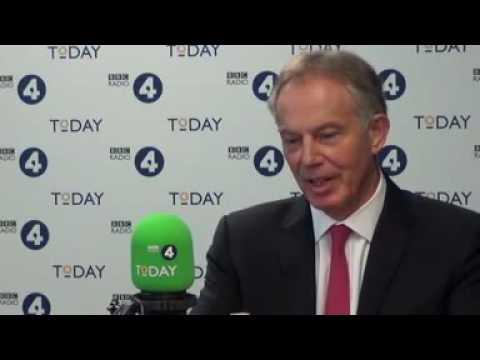Tony Blair People don t believe my regret