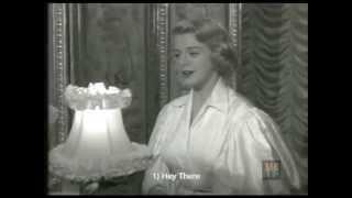 Full list of rosemary clooney songs:http://tsort.info/music/zw02gm.htm