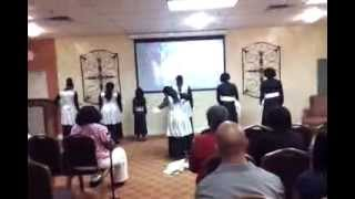 Broken By; Shekinah Glory Ministries Praise Dance