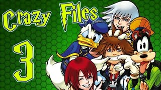 Kingdom Hearts Crazy Files 3