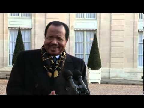Interview Paul Biya: Sur la question des droits de l'homme au Cameroun