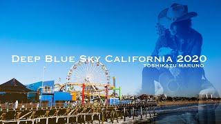 Toshikazu Maruno -Deep Blue Sky California 2020