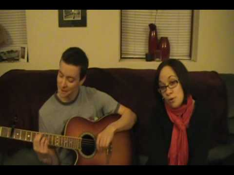 Lucky by Jason Mraz featuring Colbie Caillat cover by Two Ugly People mp3