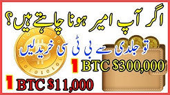 BTC Price in 2020 BITCOIN Price To Be Worth $110,00 Urdu/Hindi By Zakria 2017