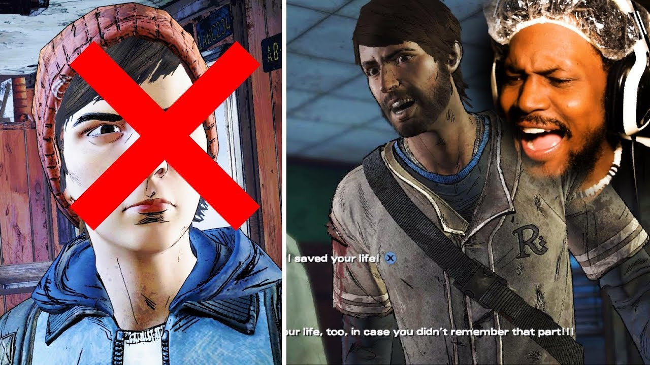 Download GABE IS OFFICIALLY THE WORST CHARACTER FOR THIS | The Walking Dead: Season 3 (Episode 4)