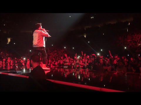 The Weeknd - Intro - Starboy/Party Monster/Reminder (Live) - Tulsa, OK