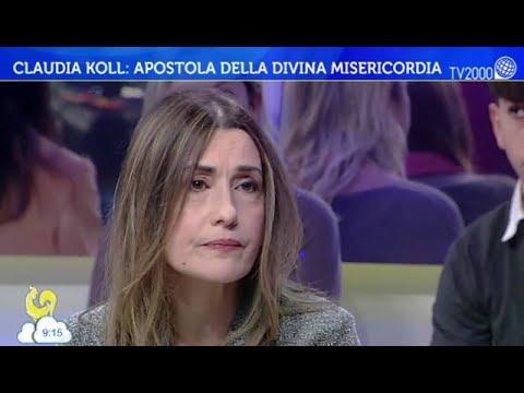 Claudia Koll: La Divina Misericordia Mi Ha Liberata