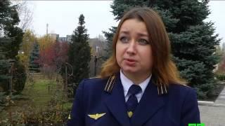 Символы Запорожья. Детская железная дорога эфир 14.12.2015