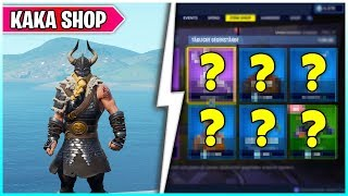 "KAKA SHOP! ""MAGNUS"" Skin in the Fortnite Shop from 03.01 🛒 Fortnite Battle Royale & Save the World"