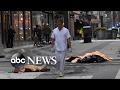 Terror attack in Stockholm, Sweden