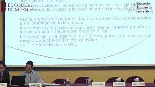Conferencia por Hiroyuki Kitaura de Nichibunken en El Colegio de México. 4 de febrero de 2018.