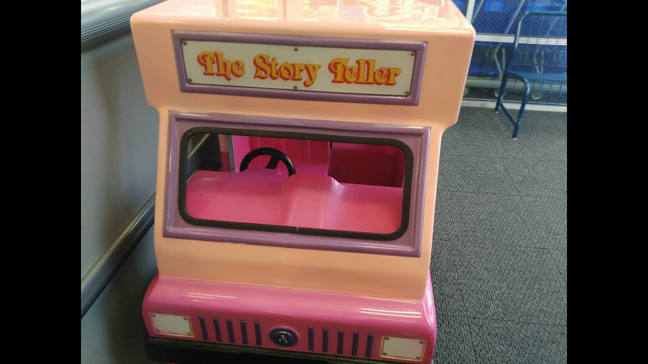 Electric Coin Operated Cars