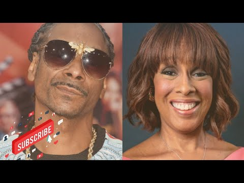 SNOOP DOGG APOLOGIZES TO GAYLE KING 👀👀