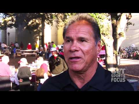 Former Stanford QB and Heisman Trophy Winner Jim Plunkett Interview w/ GSF Weekly Angela Santoro