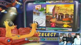 4PLAY - Nickelodeon Party Blast - PART 1 - I Want The Baby
