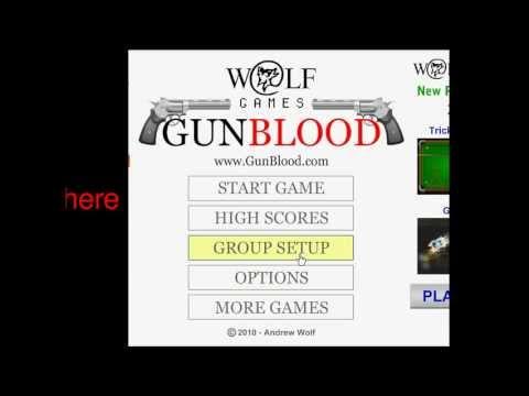 Gun Blood Game Cheats