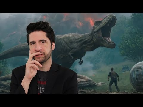 Download Youtube: Jurassic World: Fallen Kingdom - Trailer Review