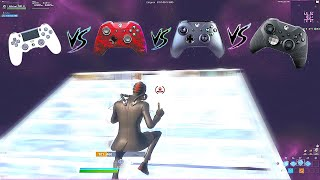 1V1ING ON EVERY CONTROLLER... (FT XBOX ELITE SERIES 2, SCUF PRESTIGE, PS4 CONTROLLER...)