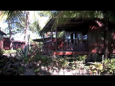 Overview Of Redwood Beach Resort Mechapa Nicaragua