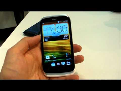 Review: HTC Desire X im Hands-On [DE]