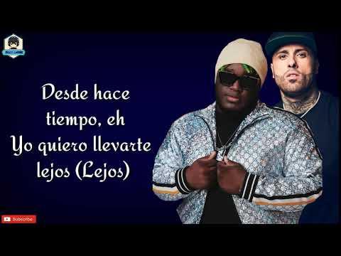 Nicky Jam ft Sech - Atrevete《Letra》