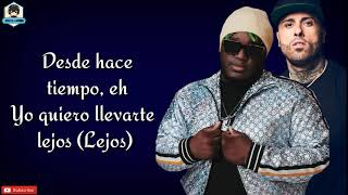 Download Nicky Jam ft Sech - Atrevete《Letra》 Mp3 and Videos