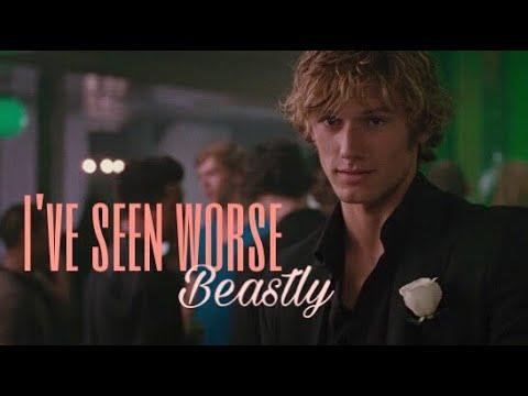 I've seen worse   Beastly (Alex Pettyfer and Vanessa Hudgens)