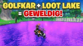 GOLFKAR + LOOT LAKE = GEWELDIG!!