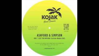 "Ashford & Simpson - ""Don´t Cost You Nothing"" (Leftside Wobble Edit)"
