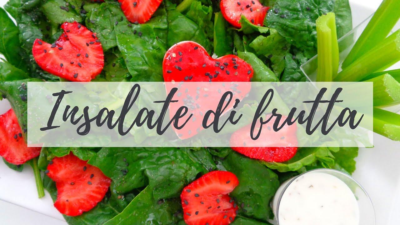 3 insalate sfiziose estive ricette insalate sfiziose con for Ricette insalate