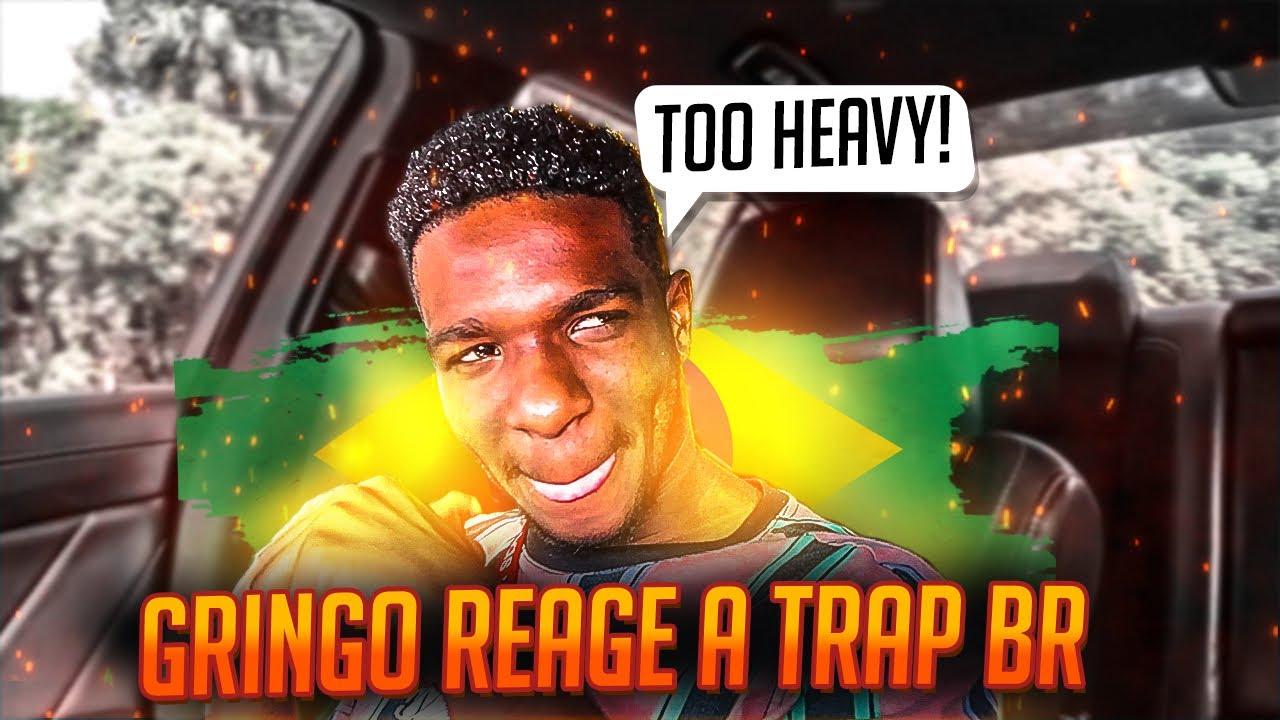 GRINGO REAGINDO A TRAP BRASILEIRO 2020!🔥🇺🇸 🇧🇷 (NGC DADDY, SIDOKA, KAYBLACK)