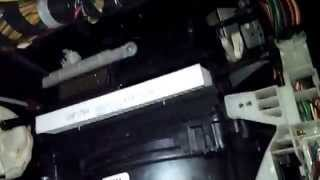 How To Replace Toyota Camry, Avalon, Corolla Cabin Filter