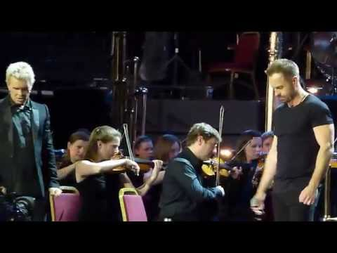 Alfie Boe & Billy Idol 'I've had Enough' Classic Quadrophenia 05.07.15 HD