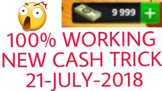 21-July-2018 New Cash Trick In 8 Ball Pool