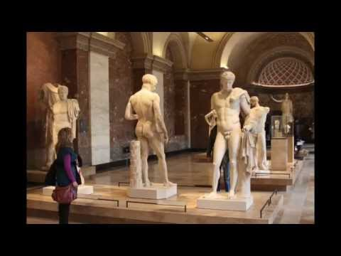 Louvre Museum Slideshow Tour