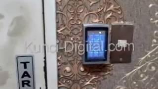 Paket Kunci Digital Pintu Besi