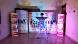 Dance on K-pop song by Lakshya Srivastava