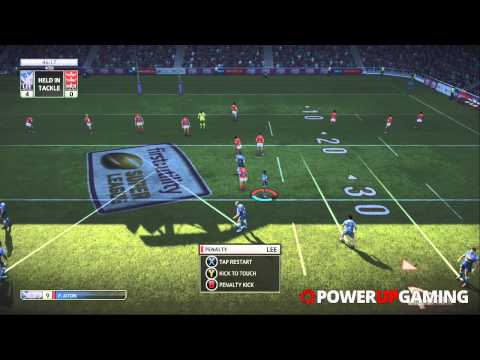 Rugby League Live 3 Gameplay – Challenge Cup Final 2015: Leeds Rhinos vs. Hull KR
