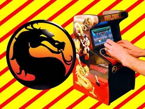 Tiny Mortal Kombat Arcade