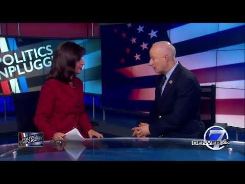 Rep. Mike Coffman on Politics Unplugged