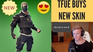 Tfue buys new skin (Fortnite funny moments)