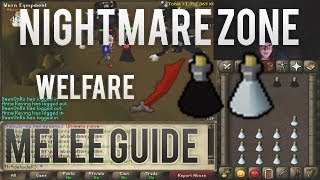 Nightmare Zone Guide | Melee | Cheap!