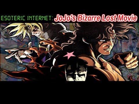 JoJo's Bizarre Lost Movie, The Phantom Blood Film | Esoteric Internet