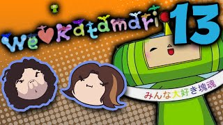 We Love Katamari: Race for the Prize - PART 13 - Game Grumps