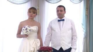 Регистрация брака в Бабушкинском ЗАГСе. 9.07.2016